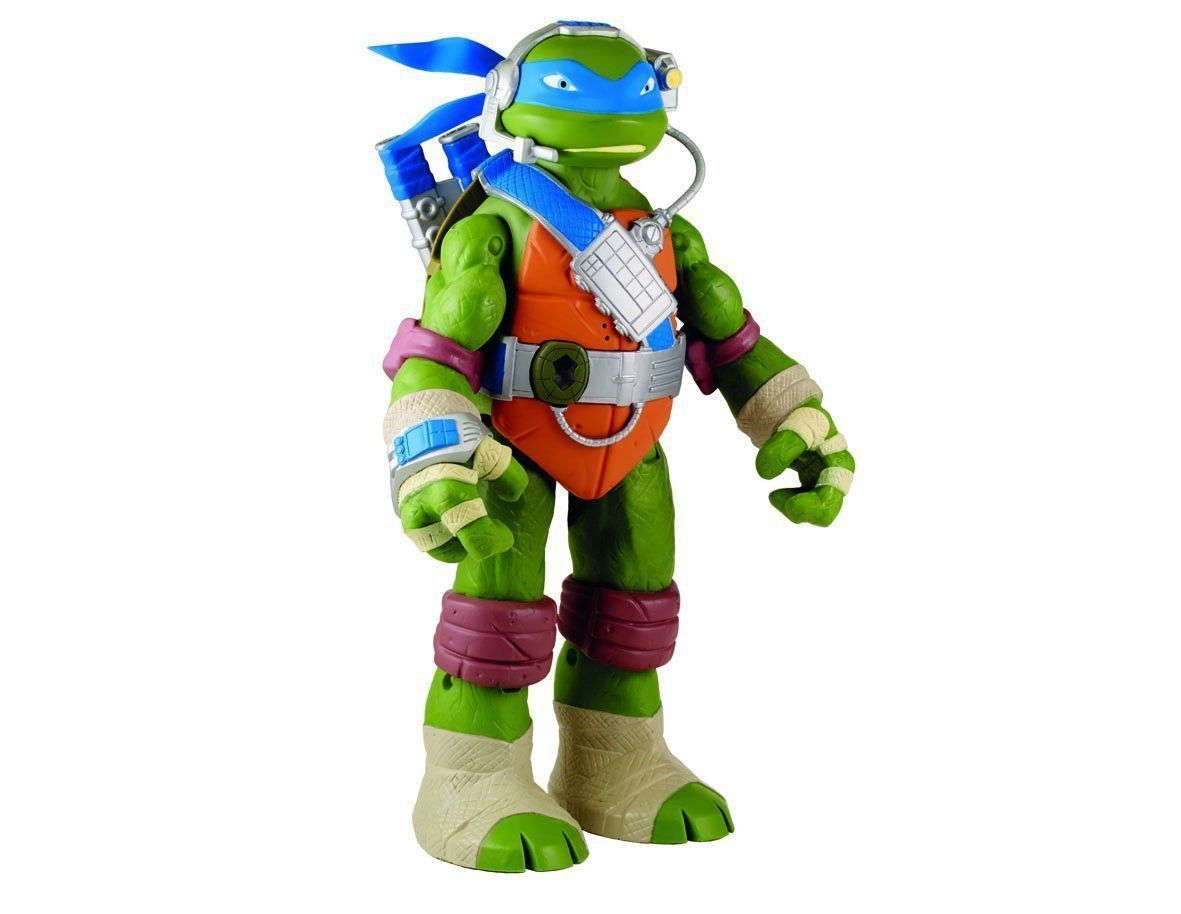 Teenage Mutant Ninja Turtles Interactive Talking Leonardo